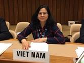 La première Vietnamienne nommée directrice de haut niveau de l'OMS