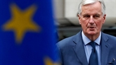 Négociations post-Brexit : Barnier met en garde contre une rupture brutale