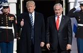 Trump dévoile son plan de paix : Netanyahu jubile, colère des Palestiniens