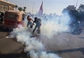 Irak : deux manifestants tués, une chaîne interdite de diffusion