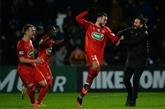 Coupe de France :Belfort terrasse Montpellier, Monaco enfoncé par Saint-Étienne