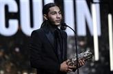 Dylan Robert, César du meilleur espoir pour Shéhérazade, écroué à Marseille