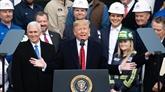 Trump signe l'accord de libre-échange avec le Canada et le Mexique