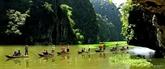 Ninh Binh accueille lAnnée nationale du tourisme 2020