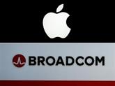 Apple et Broadcom : 1,1 milliard d'USD d'amende pour violation de brevets
