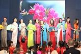 Rencontre de la communauté vietnamienne en Italie à l'occasion du Têt du Rat