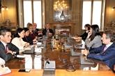 Promouvoir la coopération économique avec des régions italiennes du Nord