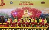Ouverture de la fête de la pagode Bai Dinh 2020