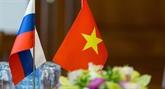 Russie - Vietnam, une