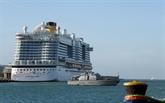 Coronavirus : 7.000 passagers bloqués en Italie sur un navire de croisière