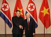 Messages de félicitations pour les 70 ans de l'établissement des liens diplomatiques