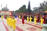 Phu Tho : fête en commémoration de la Mère Âu Co