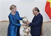 La Suède, un partenaire important et fiable du Vietnam