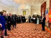 Lancement des activités marquant les 25 ans des relations diplomatiques