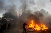 Chili : l'église de la police à Santiago incendiée