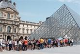 9,6 millions de visiteurs au Louvre en 2019 : légère baisse mais 3e meilleur résultat