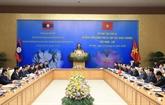 Vietnam - Laos : Consensus pour les orientations de coopération en 2020