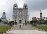 La basilique de l'Immaculée - Conception de Phu Nhai