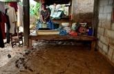 Inondations en Indonésie : 60 morts, des vivres largués par hélicoptère