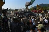 Cambodge : 29 morts dans l'effondrement d'un immeuble en construction
