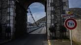 France : entre Drôme et Ardèche, ce pont qui inquiète les riverains