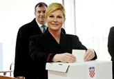 Présidentielle croate : un social-démocrate bat la conservatrice sortante