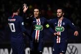 Coupe de France : Cavani et les remplaçants lancent le Paris SG