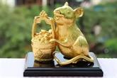 Têt traditionnel : le rat en vogue à Hô Chi Minh-Ville