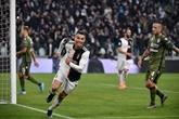 Italie : la Juve et Ronaldo irrésistibles, Ibrahimovic impuissant
