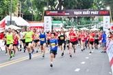 Hô Chi Minh-Ville : ouverture des inscriptions pour le 4e marathon international Techcombank