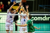 Volley : battue par la Bulgarie, la France reste en course pour les JO