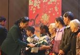 Programme Têt pour les pauvres à Hà Tinh
