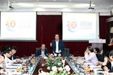 La 1re réunion du pilier de la communauté socioculturelle de l'ASEAN au Vietnam