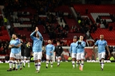 Coupe de la Ligue anglaise : Manchester City humilie United
