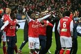 Coupe de la Ligue : Reims écarte Strasbourg et rejoint le dernier carré