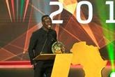 Football : le Sénégalais Sadio Mané meilleur joueur africain de 2019