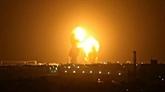 L'lran lance une deuxième série de frappes de missiles sur des bases américaines en Irak