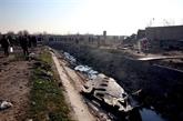 Un Boeing ukrainien s'écrase en Iran, au moins 170 morts