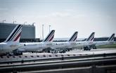 Air France suspend