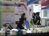 L'industrie de la beauté à l'honneur à Hanoï