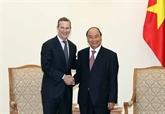 Le Premier ministre vietnamien reçoit le directeur exécutif de la société américaine DFC