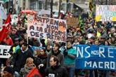 Retraites : 35e jour de mobilisation, avant le retour des manifestations