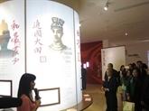 Lart calligraphique des empereurs Nguyên exposé à Hanoï