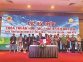 Saigontourist et Quang Ninh vers une coopération touristique