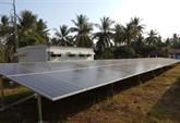 Masdar, partenaire de la plus grande centrale solaire d'Indonésie