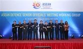 Ouverture de la réunion du Groupe de travail SOM de la défense de l'ASEAN