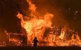 Incendie à Moscou : la protection des citoyens sera assurée