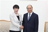 Le Vietnam veut renforcer son partenariat avec le Japon