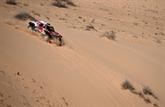 Dakar-2020 : Carlos Sainz double la mise lors de la 5e étape