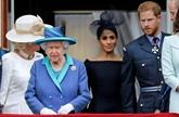 Le Royaume-Uni accuse le coup après le retrait de Harry et Meghan